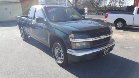 Pre-Owned 2004 Chevrolet Colorado LS Z85