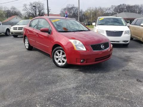 Pre-Owned 2009 Nissan Sentra 2.0 S FE+