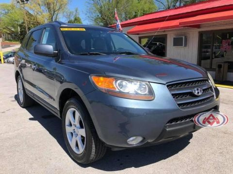 Pre-Owned 2007 Hyundai Santa Fe Limited w/XM