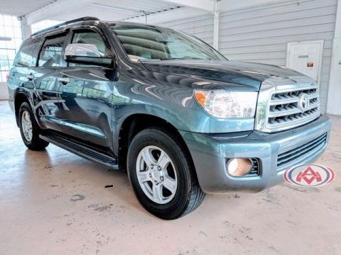 Pre-Owned 2008 Toyota Sequoia